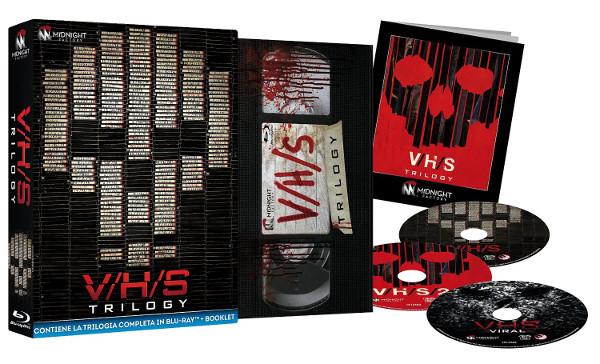 I contenuti di V/H/S Trilogy!