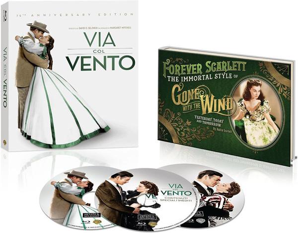 La nuova edizione italiana di Via col Vento...