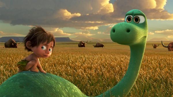 La Pixar a spasso con i dinosauri!