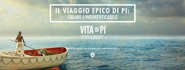 Vita di Pi: l'oceano in piscina...