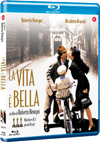 Roberto Benigni in Blu-Ray: è sestina!