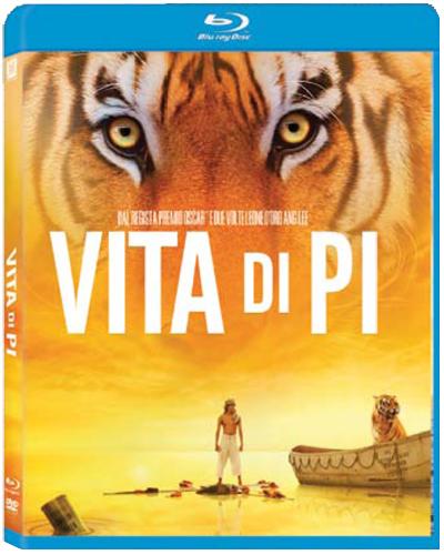 Vita di Pi (2012) BluRay Rip 720p x264 ITA/ENG