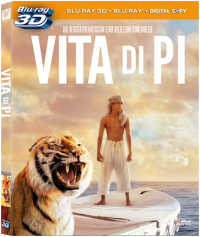 Vita di Pi: le cover alternative!