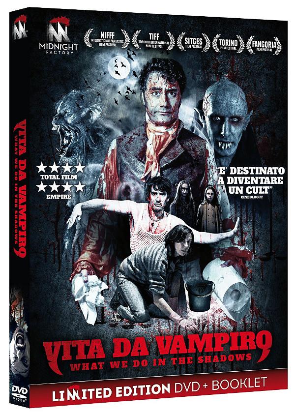 Teeth Ragnarok: arriva Vita da vampiro!
