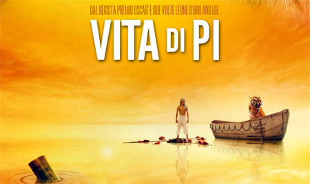 Già disponibile Vita di Pi!