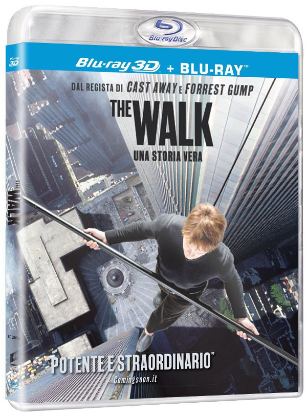 The Walk 3D a catalogo!
