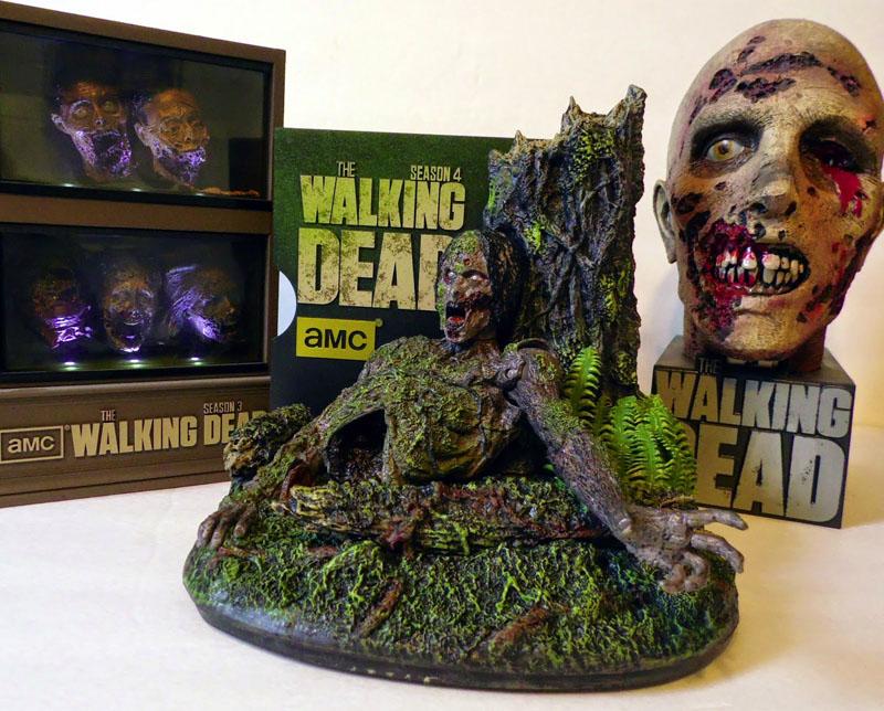 Gli zombie camminano... anzi, strisciano!