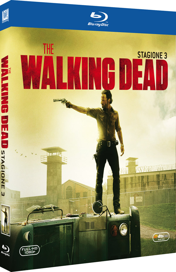 I contenuti di Walking Dead Stagione 3!
