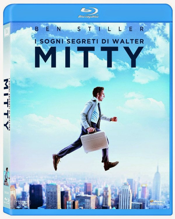 Walter Mitty sogna in Blu-Ray!