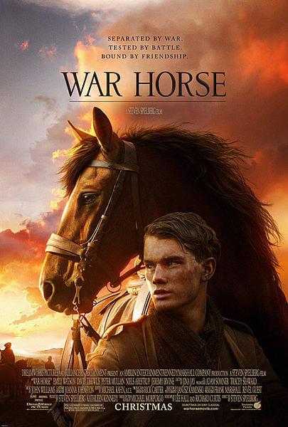 QUADRI DEL CINEMA: War Horse vs Black Stallion