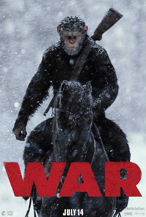 Guerra per il Pianeta delle scimmie!