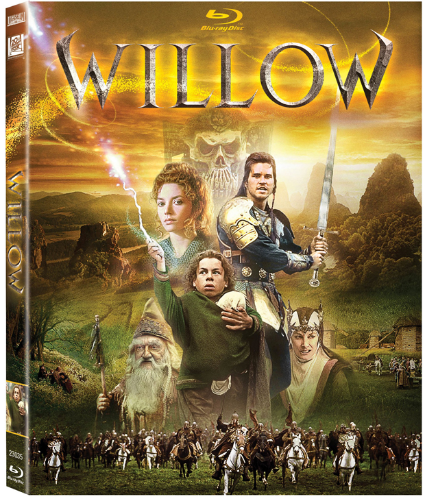 Bentornato Willow!