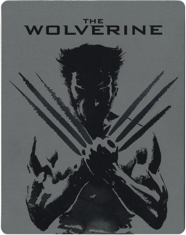 La steelbook di Wolverine!