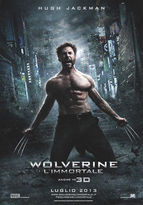 Wolverine estende gli artigli!