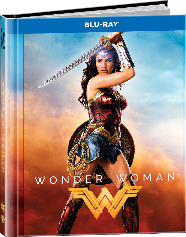 Anteprima Wonder Woman: i packshot!