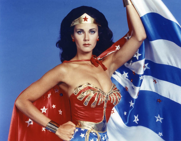 Wonder Woman, All the World is Waiting for You!