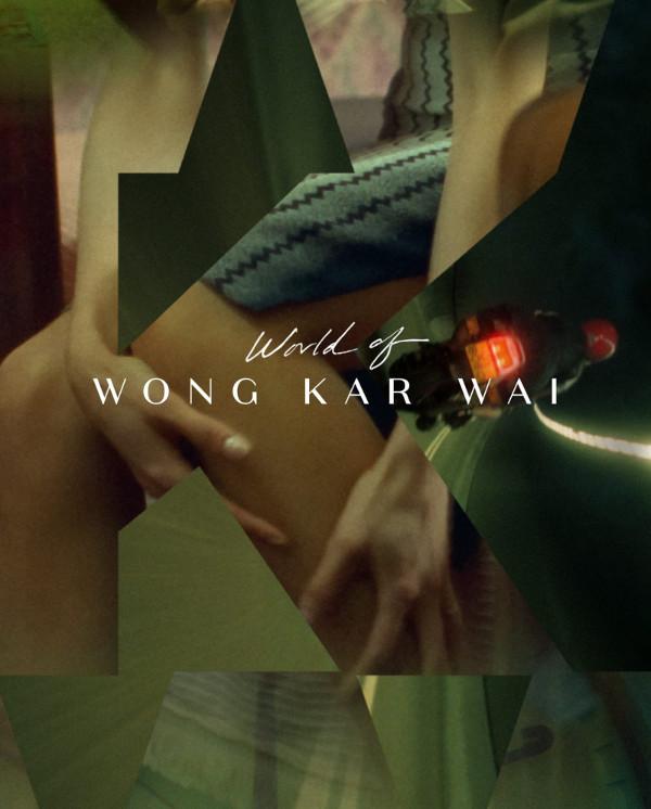 World of Wong Kar Wai da Criterion