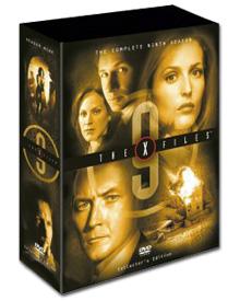 X-Files 9 Box!