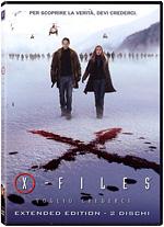 Credici! Anteprima Blu per il nuovo X-Files