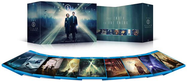UPDATE: X-Files in Blu-Ray, è ufficiale!