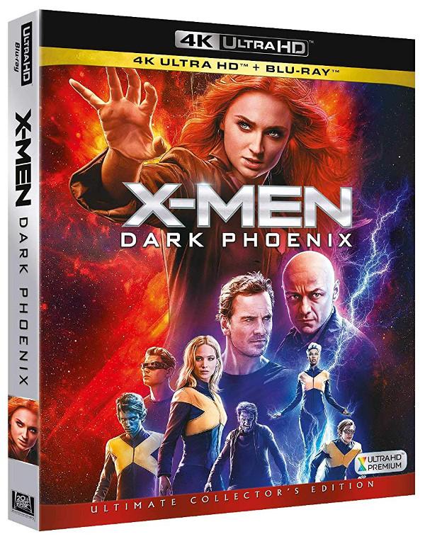 Dark Phoenix: La fine degli X-Men!