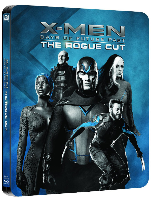 Anteprime e contenuti di X-Men: Rogue Cut!
