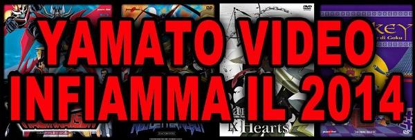Yamato Video fra 2013 e 2014!