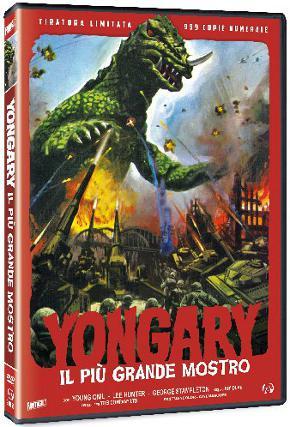 Torna Yongary il più grande mostro!
