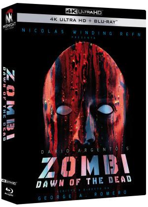 Rivelati i dettagli di Zombi in 4K, Blu-Ray e DVD!