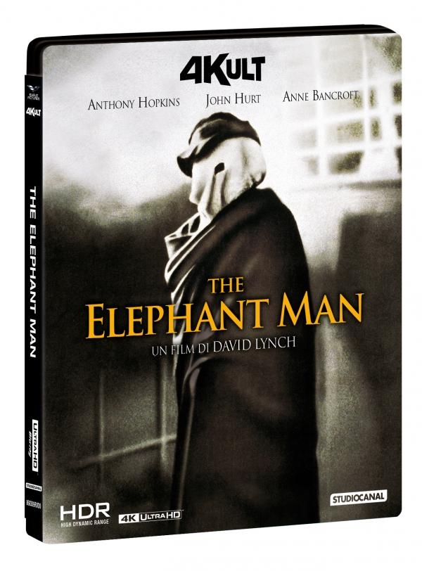 The Elephant Man 4K e le uscite Eagle di ottobre!