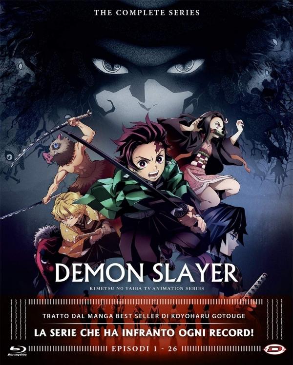 Demon Slayer si completa!