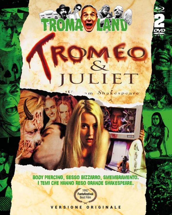 Tromeo, Juliet & Trancers a catalogo