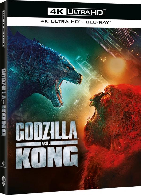 Godzilla vs Kong a giugno!