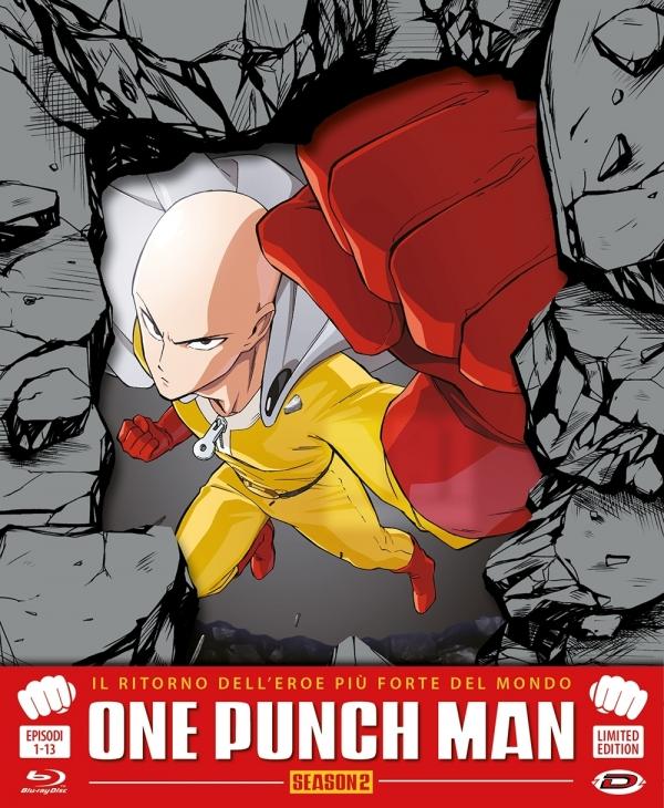 One Punch Man: la Stagione 2 da Dynit!