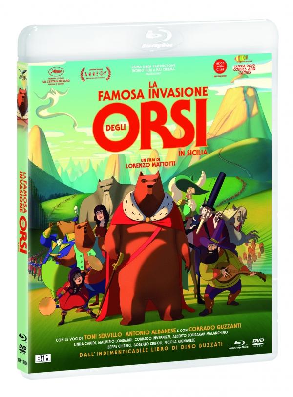 Gli orsi in Sicilia e il ritorno dell'animazione italiana!