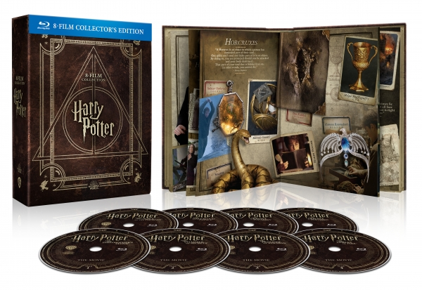 In arrivo la Harry Potter Magical Collection!